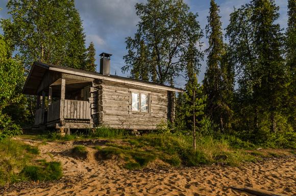 Lapland Hut